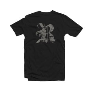 """R"" Graphic T-Shirt"