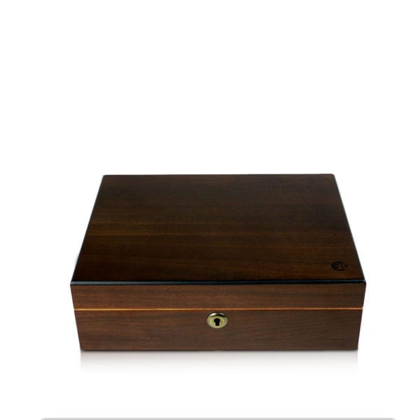Humidor Walnut Combo Box (8 x 11) Build Your Own Bundle