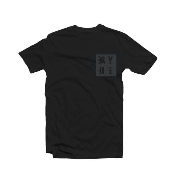5″ Square Logo T-Shirt