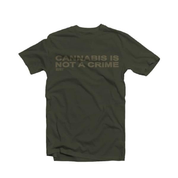 """""""Not a Crime"""" T-Shirt"""